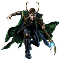 Loki promo art