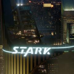 Stark Tower.