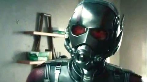 ANT-MAN TV Spot 16 - Fight Like Ant-Man (HD) Paul Rudd Marvel Movie
