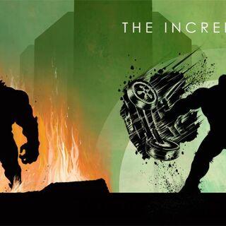 <i>The Incredible Hulk</i>