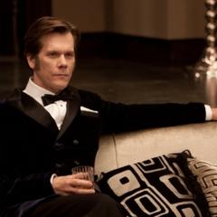 Sebastian Shaw relaxing