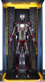 Iron Man Armor (Mark V)
