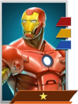 Enemy Iron Man (Model 35)