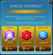 Shield Lightning
