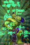 The Hulk (Totally Awesome) See the Math of It