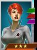Enemy Black Widow (Grey Suit)