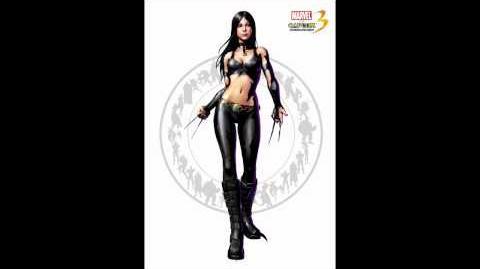 Marvel VS Capcom 3 - X-23 Theme