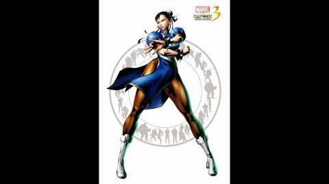 Marvel VS Capcom 3 - Chun Li Theme