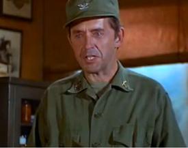 Colonel Bloodworth