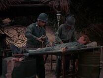 Owens at battalion aid-smilin jack