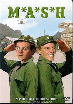 M A S H (MASH) - TV Season Thr464 f 250