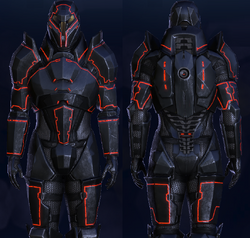 ME3 Terminus Assault Armor