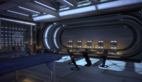 Lost Freighter Crew Quarters