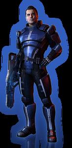 ME3 Kaidan Basic Outfit