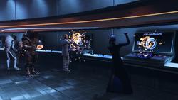 Von Kasumi gehackte Quasar-Terminals