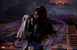 Combat - Shields Down