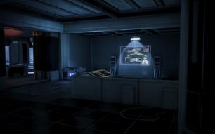 Cerberus fighter base mission objective