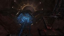 Omega - mining complex elevator
