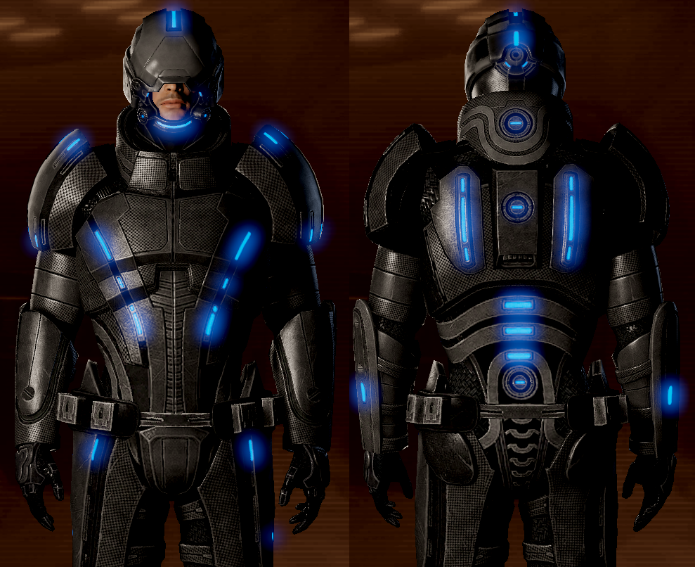 N7 Armor Mass Effect Andromeda: Fandom Powered By Wikia
