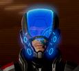 ME2 Capacitor Helmet