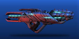 ME3 Adas Anti-Synthetic Assault Rifle