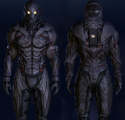 ME3 Collector Armor