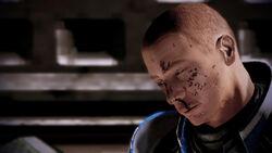 Injured Mercenary