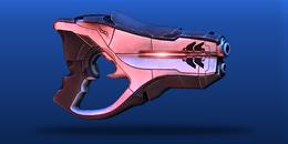 ME3 Acolyte Pistol