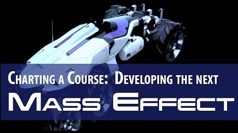 Charting a Course Developing the Next Mass Effect