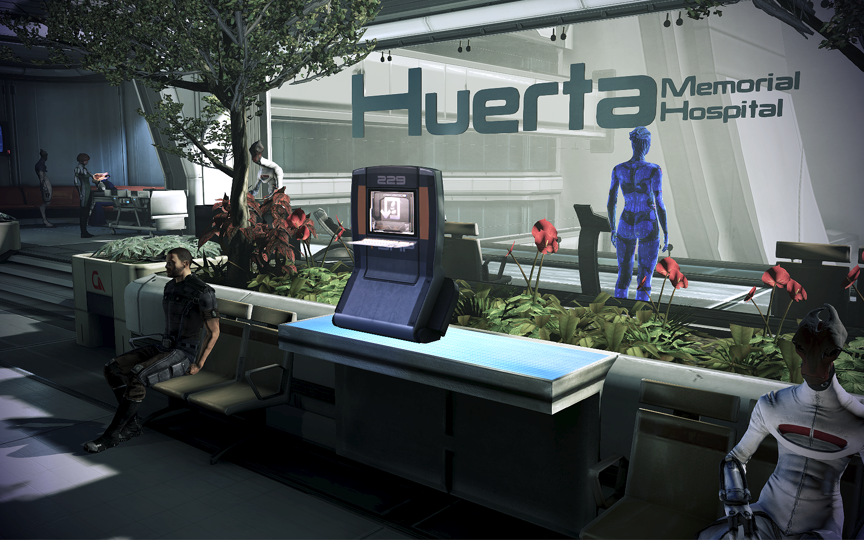 Image result for huerta memorial gifts mass effect