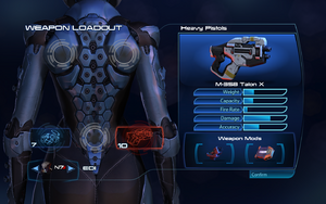 ME3 combat - squadmate loadout limitation