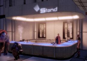 Stand at Citadel