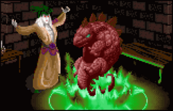 Summon Behemoth