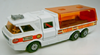 Racing Car Transporter (White K7)