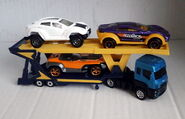 Ford Cargo-Car Transporter.