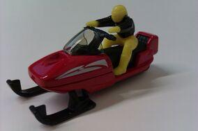 Mountain Cruisers Snowmobile