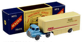 Bedford Articulated Truck (1958-1960)