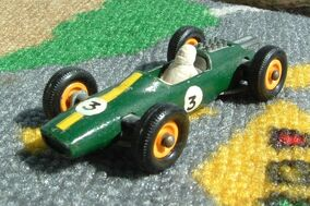 -17 LOTUS RACING CAR