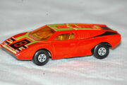 MATCHBOX-LESNEY SUPERFAST -27 LAMBORGHINI COUNTACH 1973 ENGLAND (2)