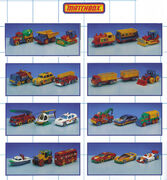 My First Matchbox (Catalogue I).
