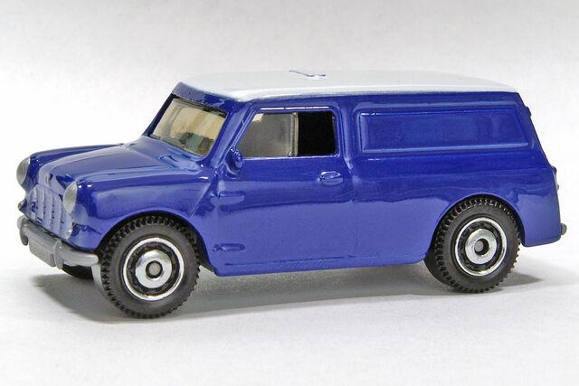 File:1965 Austin Mini Van In Blue.jpg