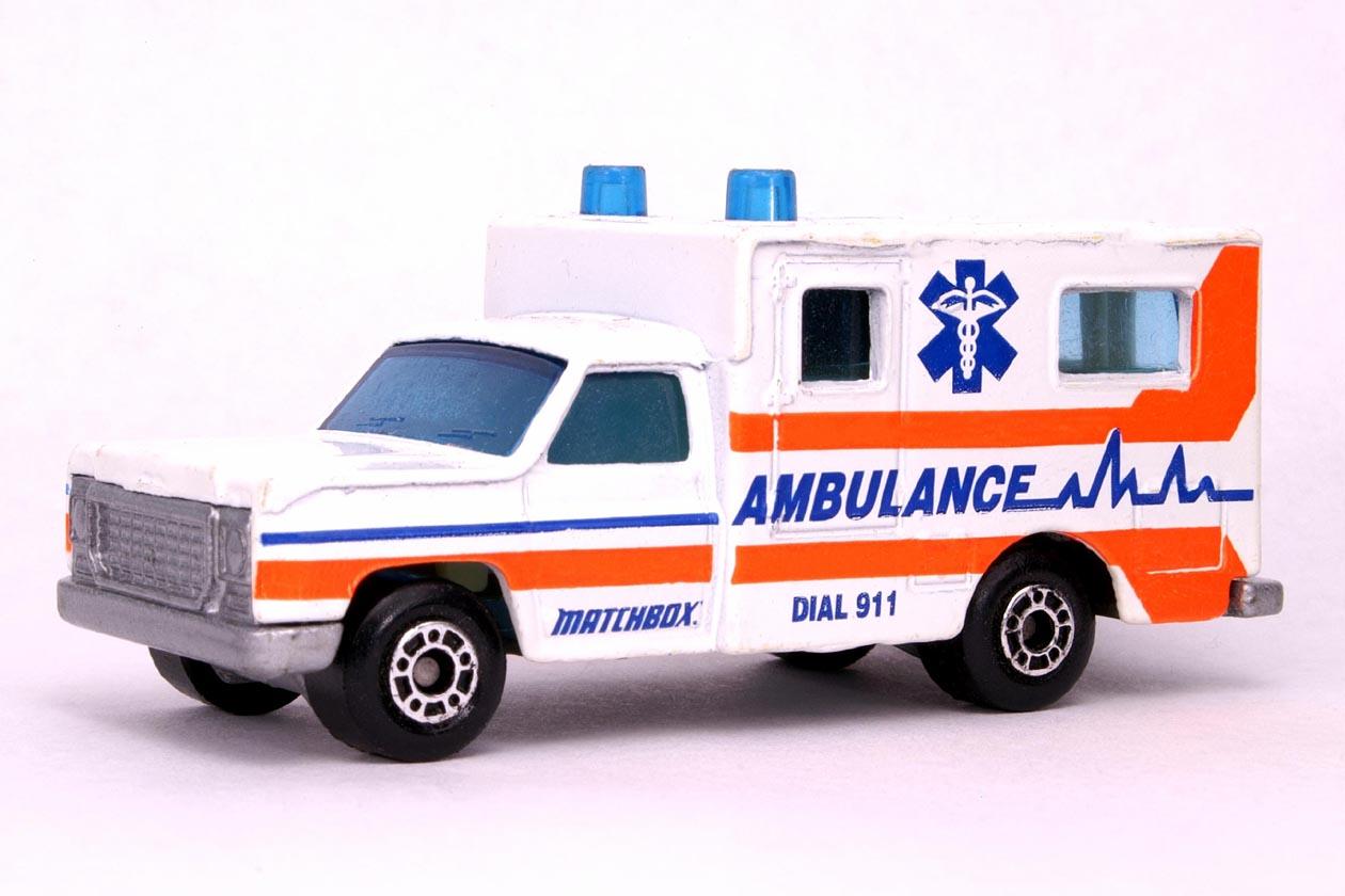 Ambulance Matchbox Cars Wiki Fandom Powered By Wikia