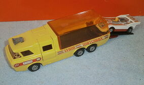 Racing Car Transporter (1974)