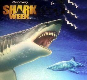 2016 Matchbox Shark Week 5 Car Set