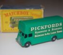 Pickfords Removal Van