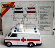 Bedford Emergency Van (Rear Box)