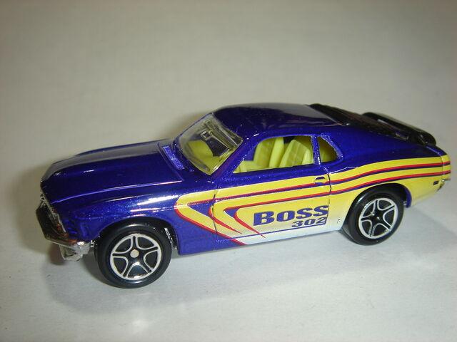 File:MBX '70 Boss Mustang.JPG