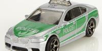 BMW M5 Polizei