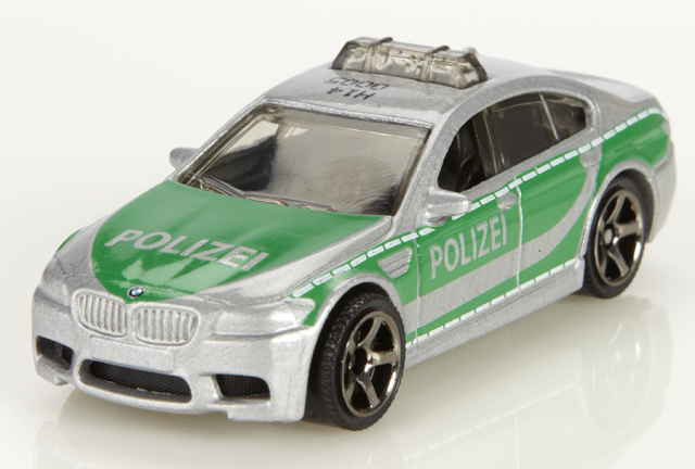 Bmw M5 Polizei Matchbox Cars Wiki Fandom Powered By Wikia