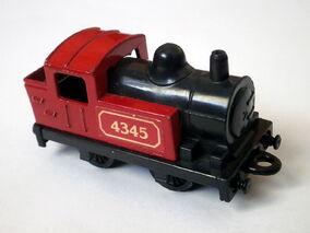 0-4-0 Steam Loco 1978
